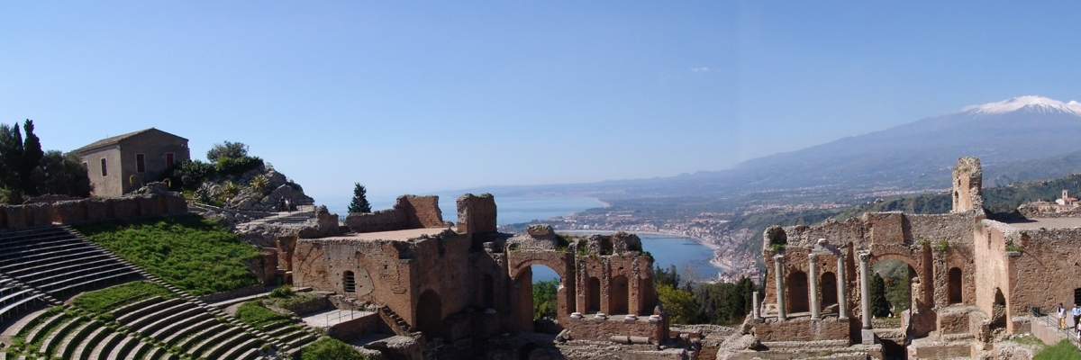 Taormina - Greek Theatre